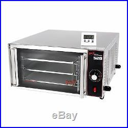 Wisco 520 Stainless Steel Commercial Counter Top Cookie Convection Oven
