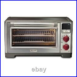 Wolf Gourmet Countertop Convection Oven With Red Knobs BRAND NEW IN BOX