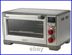 Wolf Gourmet Countertop Oven with convection WGCO100S Red Knob NIB