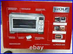 Wolf countertop convection oven